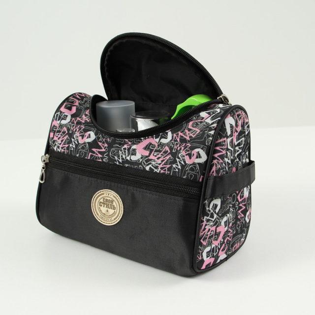 сумка для девушки с цветочным узором
